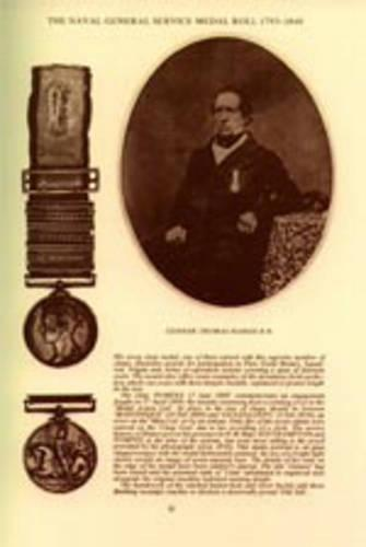 Naval General Service Medal Roll, 1793-1840 (Paperback)