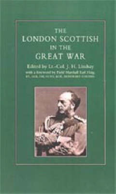 London Scottish in the Great War (Paperback)