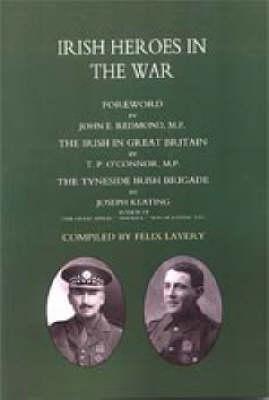 Irish Heroes in the War (Paperback)
