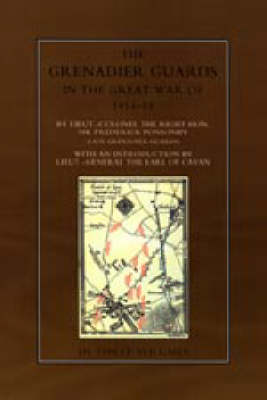 The Grenadier Guards in the Great War 1914-1918 (Paperback)