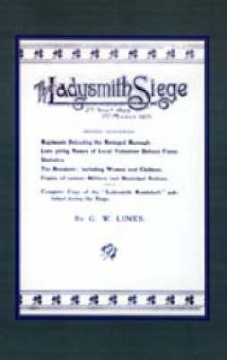 Ladysmith Siege (Paperback)