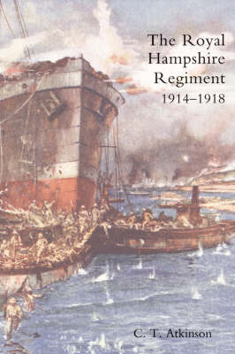 Royal Hampshire Regiment. 1914-1918 (Paperback)