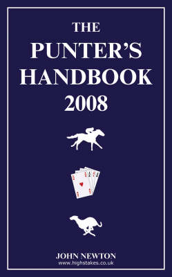 The Punter's Handbook 2008: The Definitive Guide to Gambling Books (Paperback)