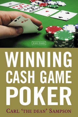 Winning Cash Game Poker (Paperback)