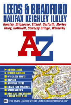 Leeds and Bradford Street Atlas - Street Maps & Atlases S. (Paperback)
