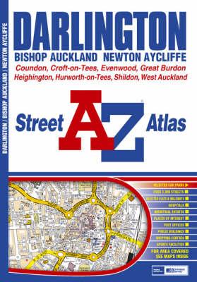 Darlington Street Atlas (Paperback)