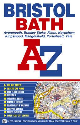 Bristol and Bath A-Z (Paperback)