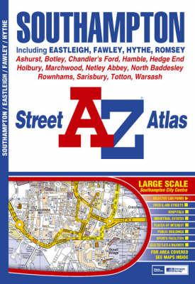 Southampton Street Atlas (Paperback)