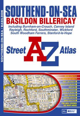 Southend-on-Sea Street Atlas (Paperback)
