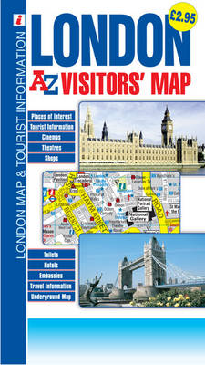 London Visitors' Map (Sheet map, folded)