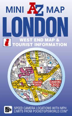 London West End Mini Map (Sheet map, folded)
