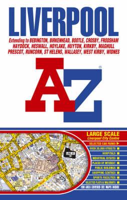 Liverpool Street Atlas (Paperback)