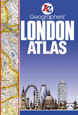 Geographers' London Atlas (Paperback)