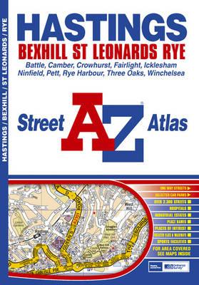Hastings Street Atlas (Paperback)