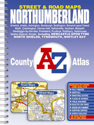 Northumberland County Atlas (Paperback)