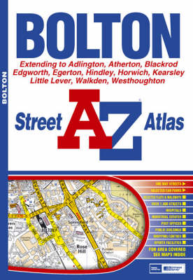 Bolton Street Atlas (Paperback)