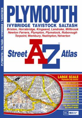 Plymouth Street Atlas (Paperback)