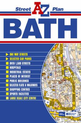 Bath Street Plan (Sheet map, folded)