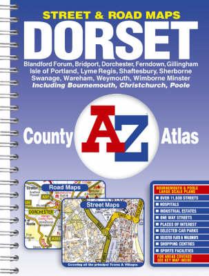 Dorset County Atlas (Sheet map, folded)