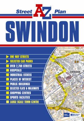 Swindon Street Plan (Sheet map, folded)