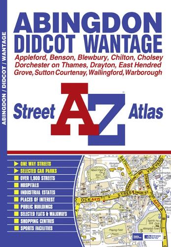 Abingdon Street Atlas (Sheet map)