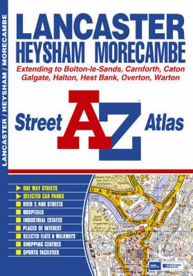 Lancaster Street Atlas (Hardback)