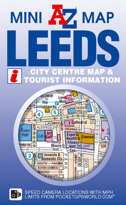 Leeds Mini Map (Sheet map)