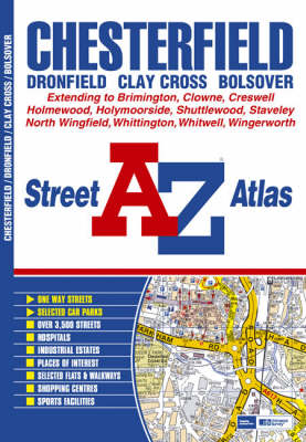 Chesterfield Street Atlas (Paperback)