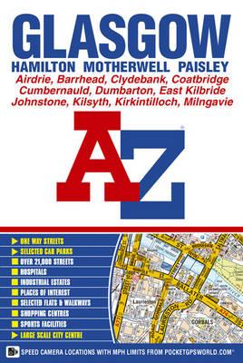 Glasgow Street Atlas (Spiral bound)