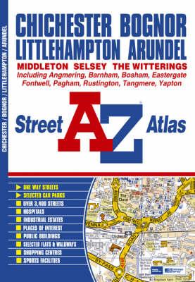Chichester Street Atlas (Paperback)