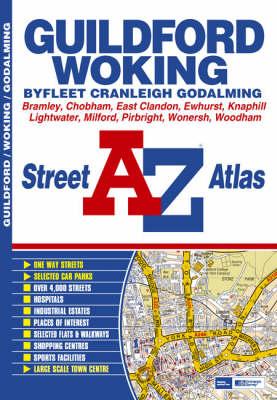 Guildford Street Atlas (Paperback)