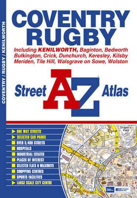Coventry Street Atlas - A-Z Street Atlas S. (Paperback)