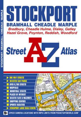 Stockport Street Atlas - A-Z Street Atlas (Paperback)