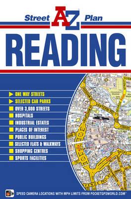 Reading Street Plan - A-Z Street Plan S. (Sheet map, folded)