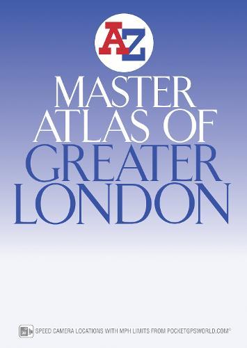 London Master Atlas (Paperback)
