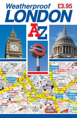 Weatherproof Handy Map of London (Sheet map, folded)