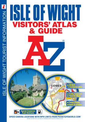 Isle of Wight Visitors Atlas & Guide - Visitors Atlas & Guide (Paperback)