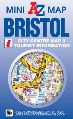 Bristol Mini Map (Sheet map, folded)