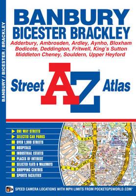 Banbury Street Atlas - A-Z Street Atlas S. (Paperback)