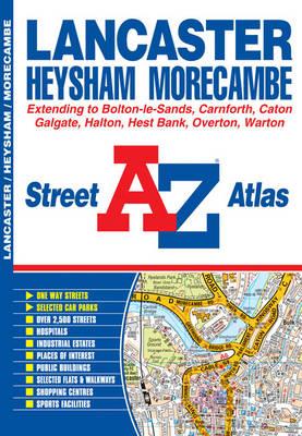 Lancaster Street Atlas - London Street Atlases (Paperback)