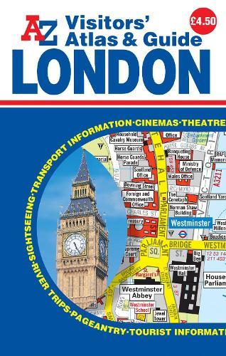London Visitors Atlas & Guide (Paperback)