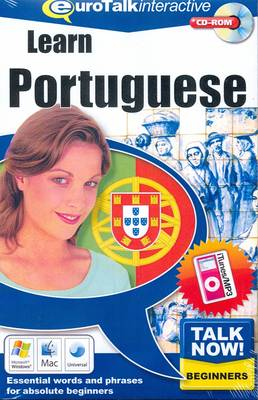 Talk Now! Learn Portuguese: Essential Words and Phrases for Absolute Beginners (CD-ROM)