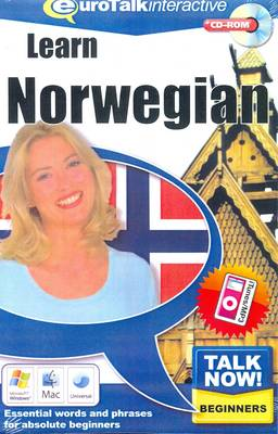 Talk Now! Learn Norwegian: Essential Words and Phrases for Absolute Beginners (CD-ROM)