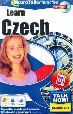 Talk Now! Learn Czech: Essential Words and Phrases for Absolute Beginners (CD-ROM)