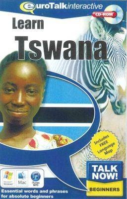 Talk Now! Learn Tswana: Essential Words and Phrases for Absolute Beginners (CD-ROM)