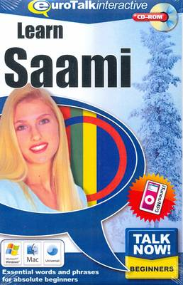 Talk Now! Learn Saami: Essential Words and Phrases for Absolute Beginners (CD-ROM)