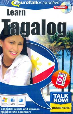 Talk Now! Learn Tagalog: Essential Words and Phrases for Absolute Beginners (CD-ROM)