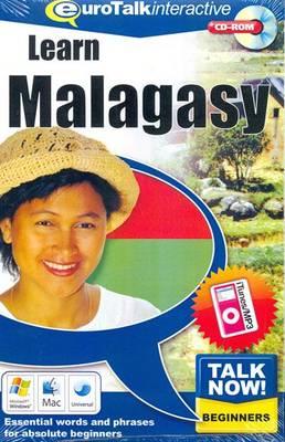 Talk Now! Learn Malagasy (CD-ROM)