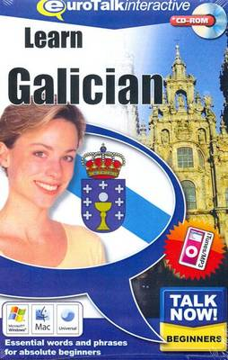 Talk Now! Learn Galician (CD-ROM)