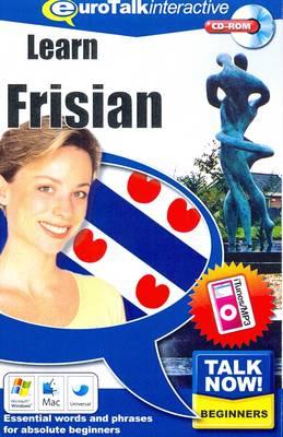 Talk Now! Learn Frisian (CD-ROM)